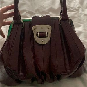 Alexander McQueen Elvie Handbag